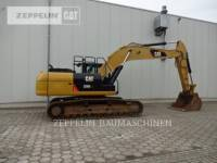 CATERPILLAR TRACK EXCAVATORS 329D2L equipment  photo 6