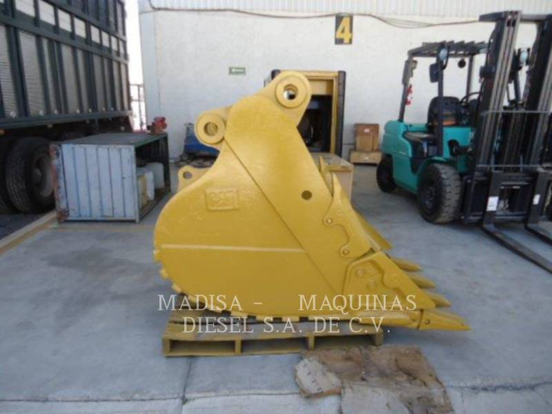 CAT ATTACHMENTS HERRAMIENTA: CUCHARÓN BUCKET equipment  photo 2