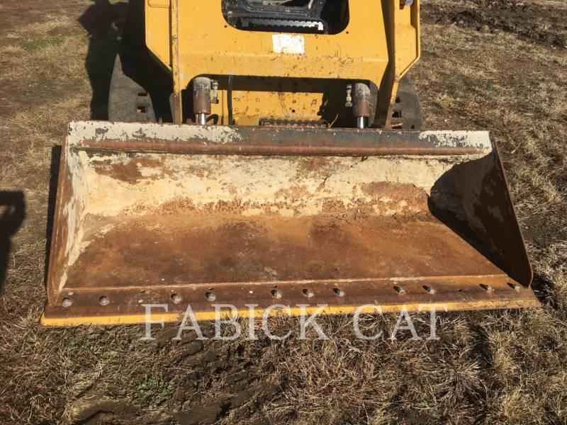 CATERPILLAR CARGADORES MULTITERRENO 259D C1H2 equipment  photo 7