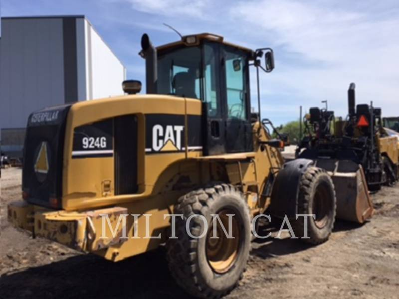 CATERPILLAR WHEEL LOADERS/INTEGRATED TOOLCARRIERS 924G equipment  photo 5