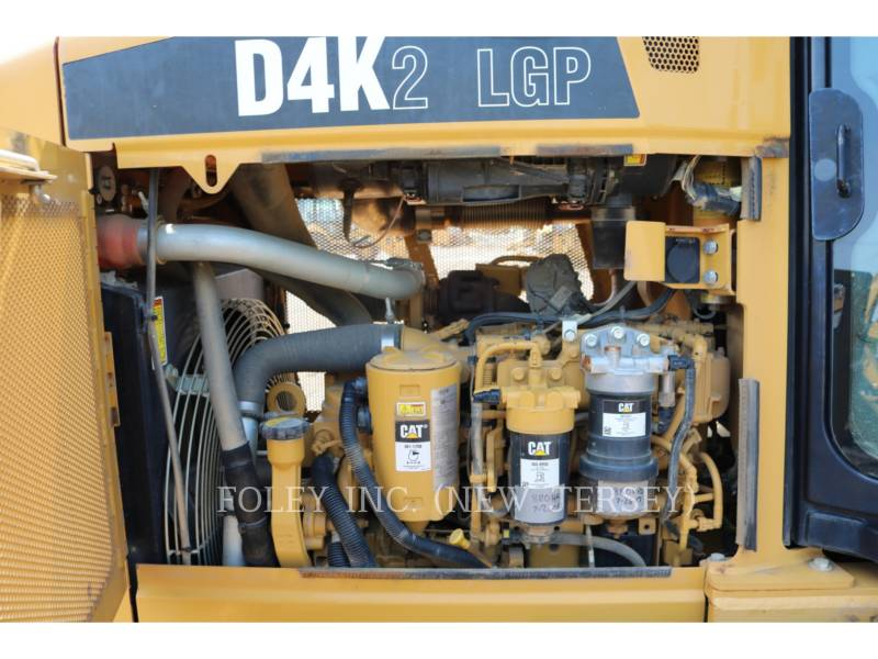CATERPILLAR TRACK TYPE TRACTORS D4K2LGP equipment  photo 20