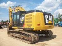 CATERPILLAR TRACK EXCAVATORS 324E RTNN equipment  photo 3
