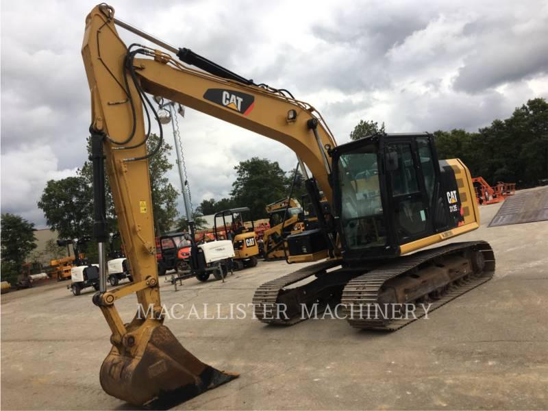 CATERPILLAR トラック油圧ショベル 312EL equipment  photo 1