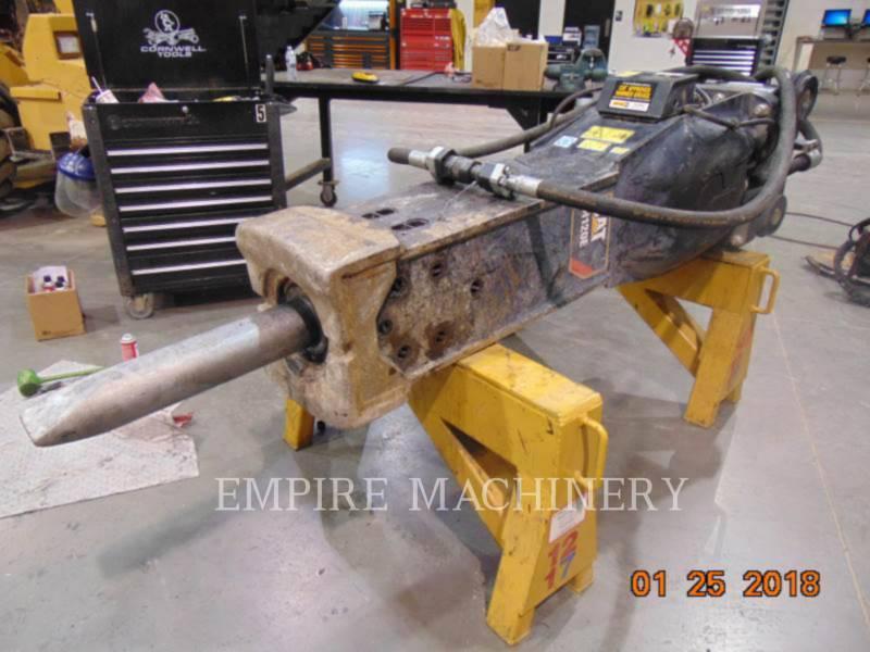 CATERPILLAR AG - HAMMER H120ES equipment  photo 4