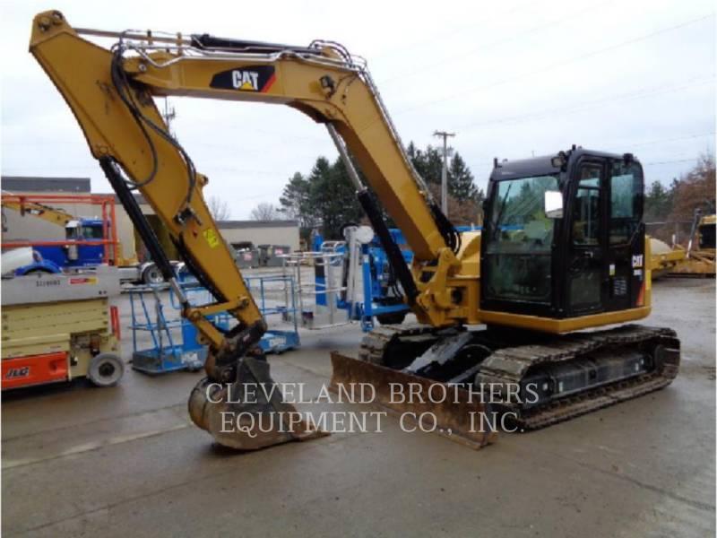 CATERPILLAR TRACK EXCAVATORS 308ECR equipment  photo 1