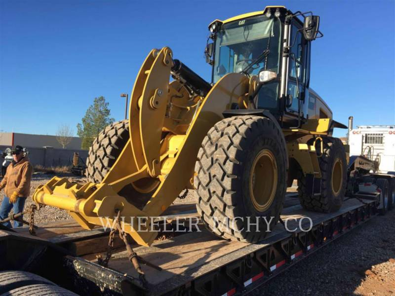 CATERPILLAR CARGADORES DE RUEDAS 930M QC equipment  photo 1