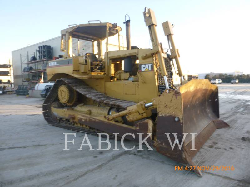 CATERPILLAR TRACK TYPE TRACTORS D7H equipment  photo 2