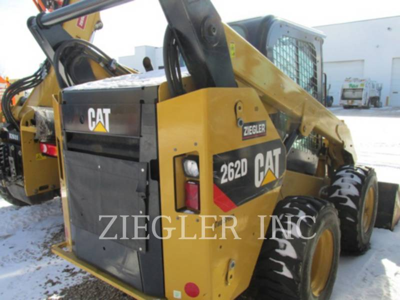 CATERPILLAR KOMPAKTLADER 262DS equipment  photo 2