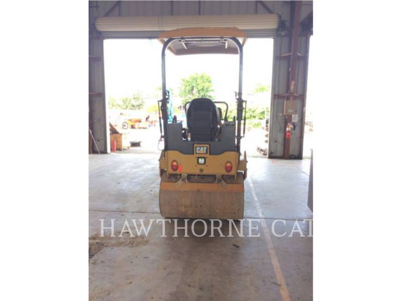 CATERPILLAR WT - COMPACTOR CB24B equipment  photo 3