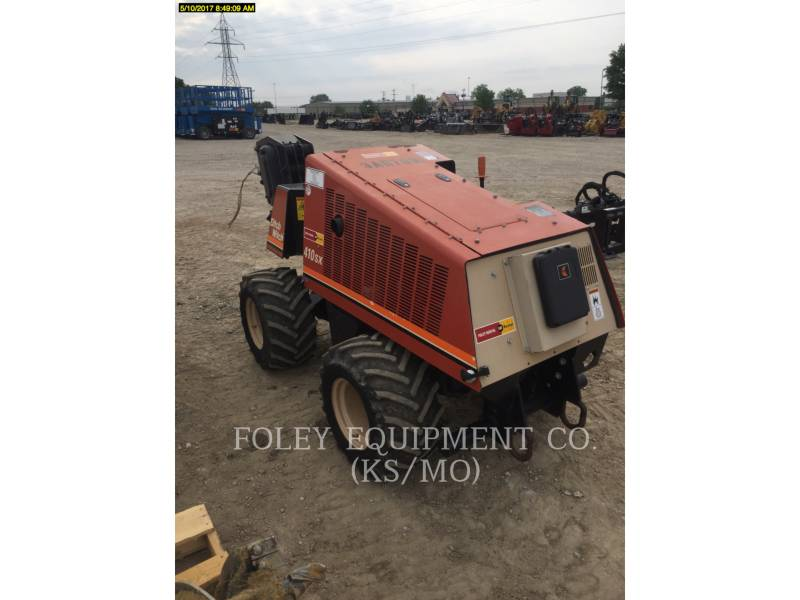 DITCH WITCH (CHARLES MACHINE WORKS) MASZYNY DO KOPANIA ROWÓW 410SX equipment  photo 1