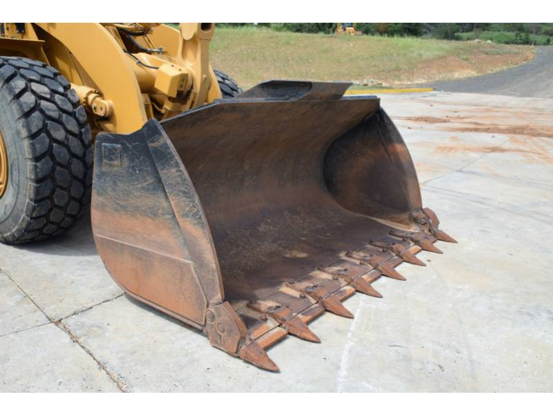 CATERPILLAR ホイール・ローダ/インテグレーテッド・ツールキャリヤ 950 H equipment  photo 9