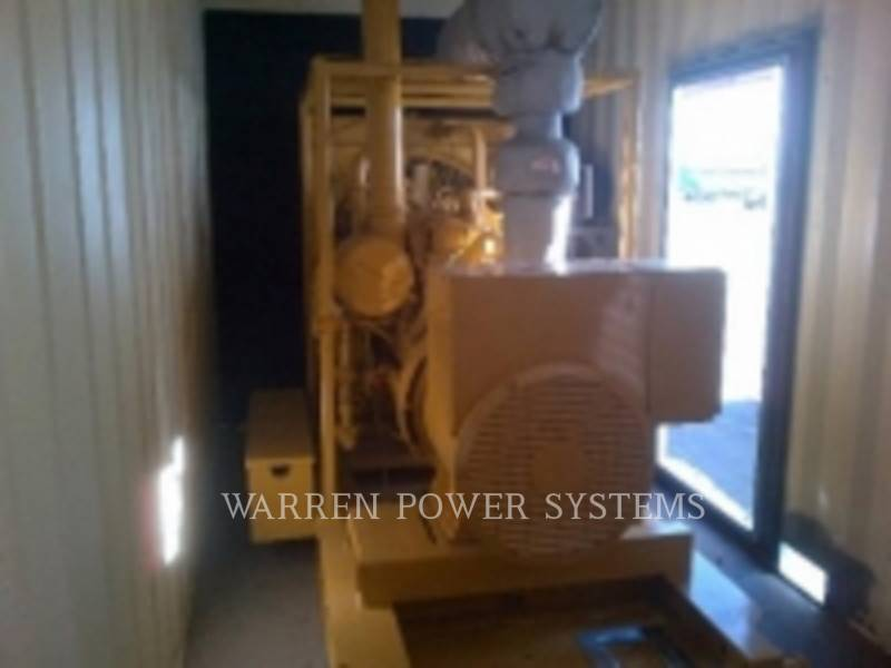 CATERPILLAR STATIONARY GENERATOR SETS WC175G equipment  photo 6