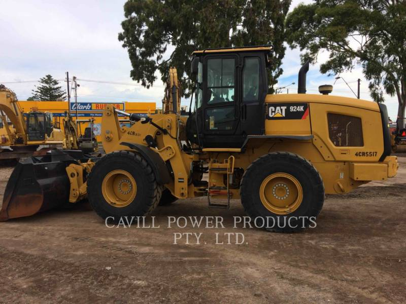 CATERPILLAR WHEEL LOADERS/INTEGRATED TOOLCARRIERS 924 K equipment  photo 19