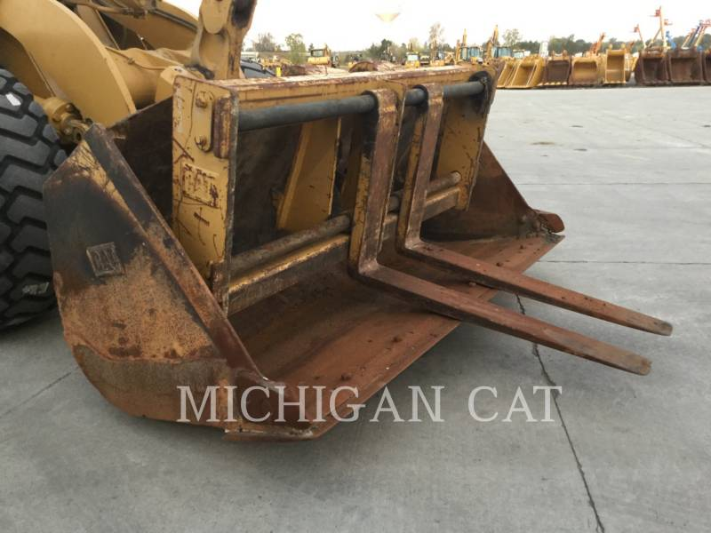 CATERPILLAR WHEEL LOADERS/INTEGRATED TOOLCARRIERS 950H RQ+ equipment  photo 6