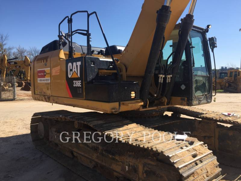 CATERPILLAR TRACK EXCAVATORS 336ELH equipment  photo 17