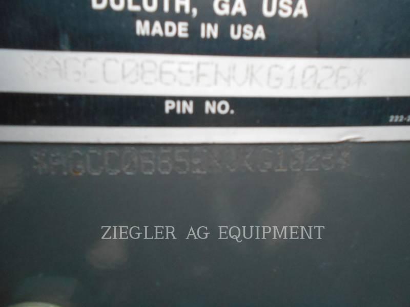 AGCO-CHALLENGER LANDWIRTSCHAFTSTRAKTOREN MT865C equipment  photo 13