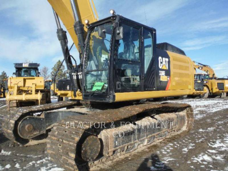 CATERPILLAR KETTEN-HYDRAULIKBAGGER 336E L equipment  photo 1