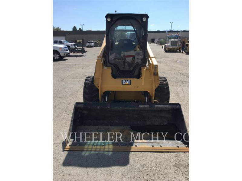 CATERPILLAR KOMPAKTLADER 262D C3HF2 equipment  photo 3