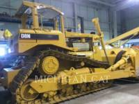 CATERPILLAR KETTENDOZER D8N equipment  photo 6