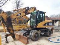 CATERPILLAR EXCAVADORAS DE RUEDAS M316C equipment  photo 1