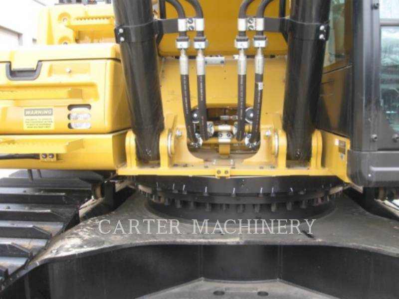 CATERPILLAR トラック油圧ショベル 336FL equipment  photo 9