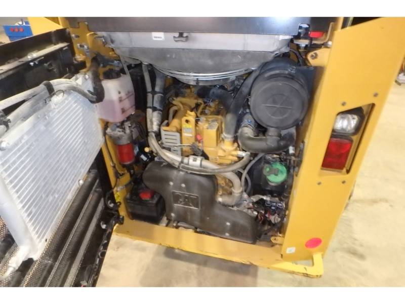 CATERPILLAR MINICARGADORAS 262D equipment  photo 11