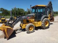 Equipment photo JOHN DEERE 410JTC BAGGERLADER 1