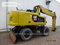 CATERPILLAR PELLES SUR PNEUS M320F equipment  photo 4