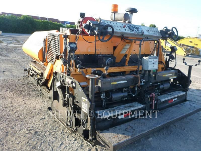 LEE-BOY ASPHALT PAVERS 8515B equipment  photo 2