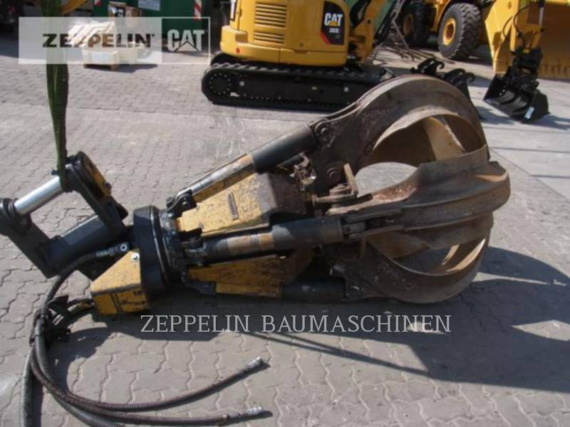 CATERPILLAR MOBILBAGGER MH3022 equipment  photo 18