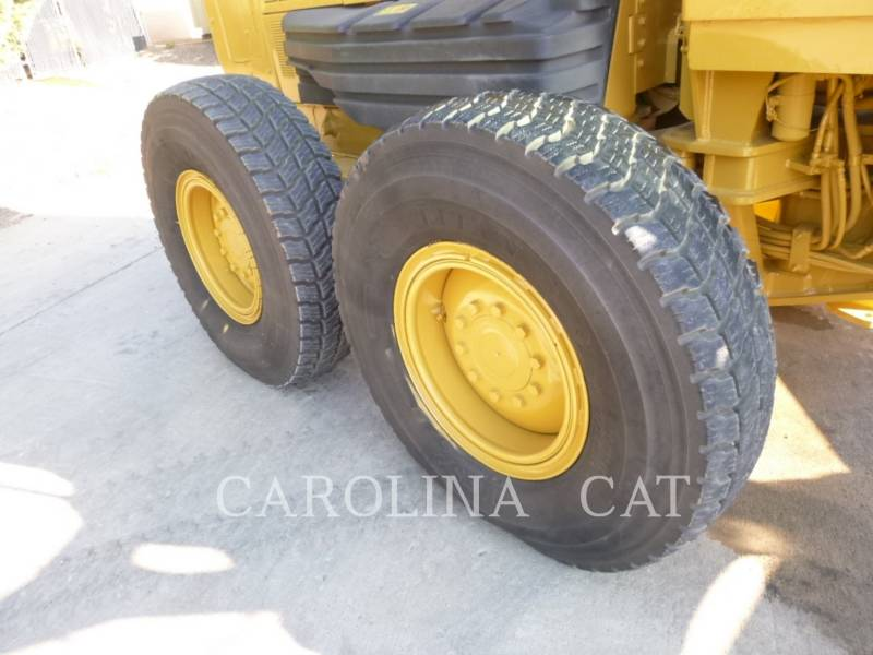 CATERPILLAR MOTOR GRADERS 140H equipment  photo 10