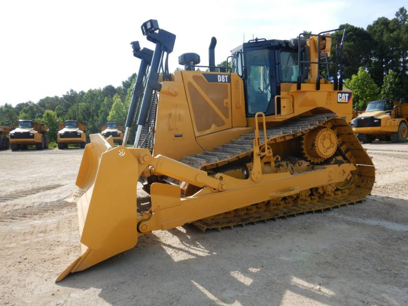 CATERPILLAR TRATTORI CINGOLATI D8T equipment  photo 4