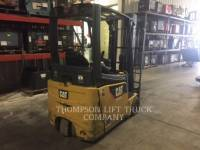 Equipment photo CATERPILLAR 2ETC3000 FORKLIFTS 1