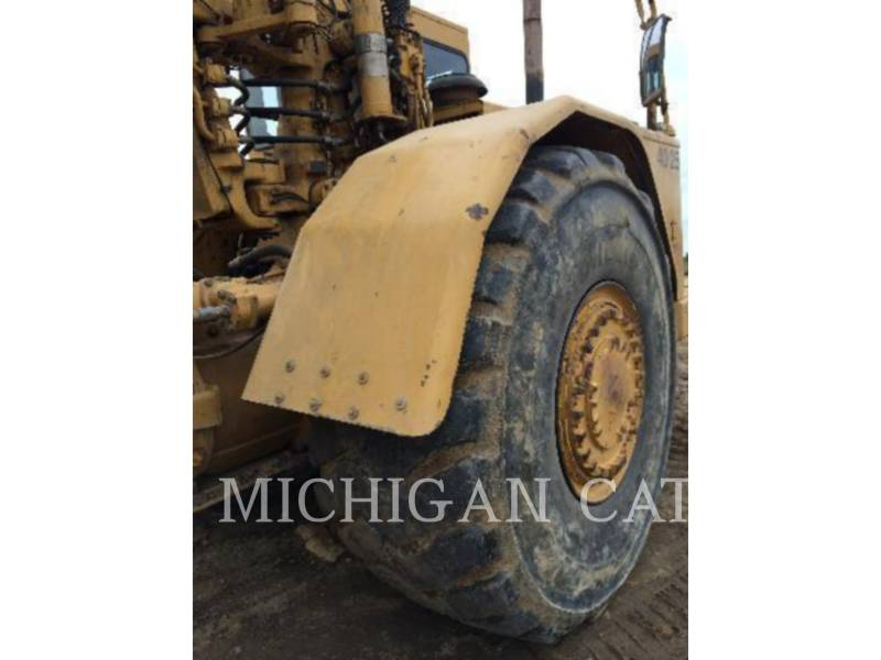 CATERPILLAR MOTOESCREPAS 627F equipment  photo 13