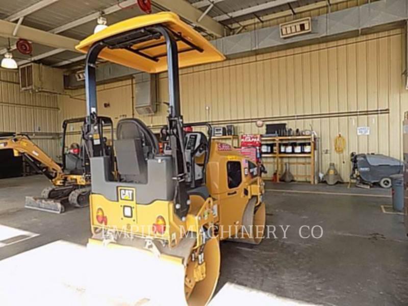 CATERPILLAR COMPACTEURS TANDEMS VIBRANTS CB24B equipment  photo 2