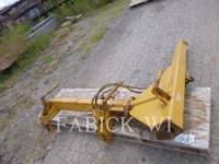 Equipment photo CATERPILLAR BWH-12 WT - CHASSE NEIGE 1