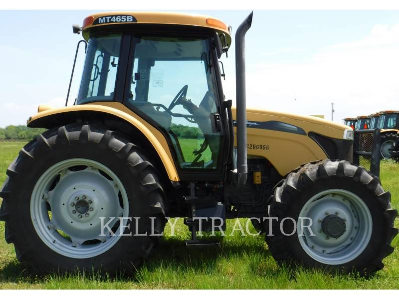 CHALLENGER AG TRACTORS MT465B equipment  photo 1