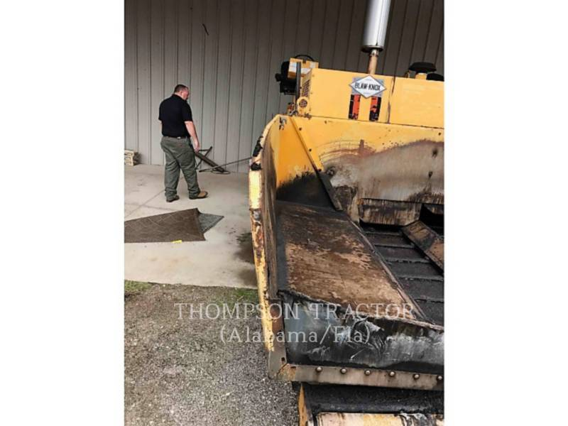 BLAW KNOX PAVIMENTADORA DE ASFALTO PF-3180 equipment  photo 3