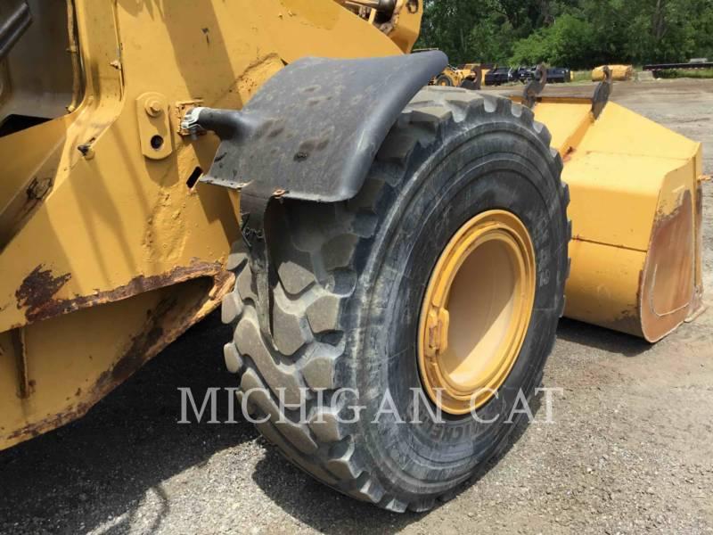Caterpillar ÎNCĂRCĂTOARE PE ROŢI/PORTSCULE INTEGRATE 950G equipment  photo 17