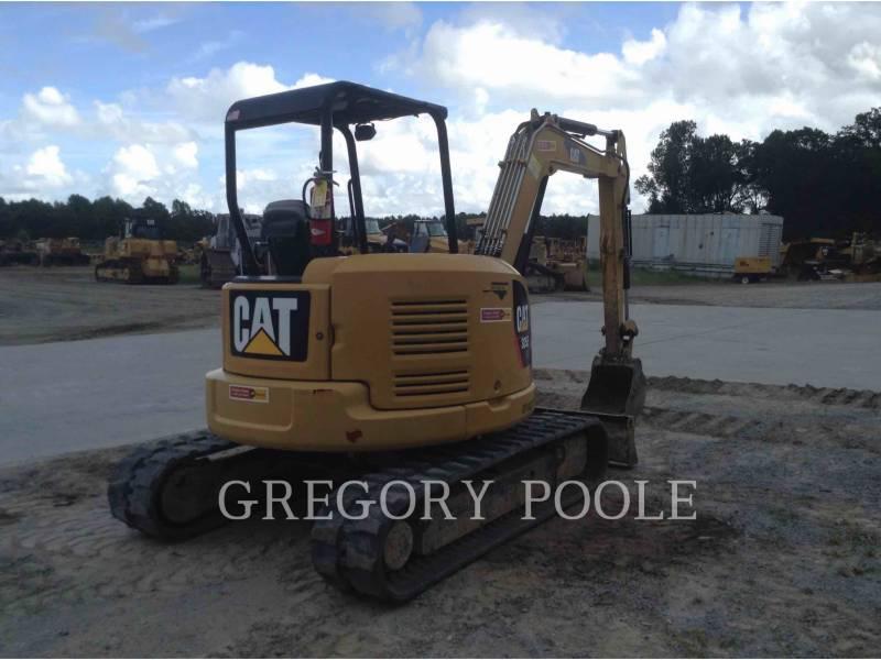 CATERPILLAR トラック油圧ショベル 305E CR equipment  photo 18