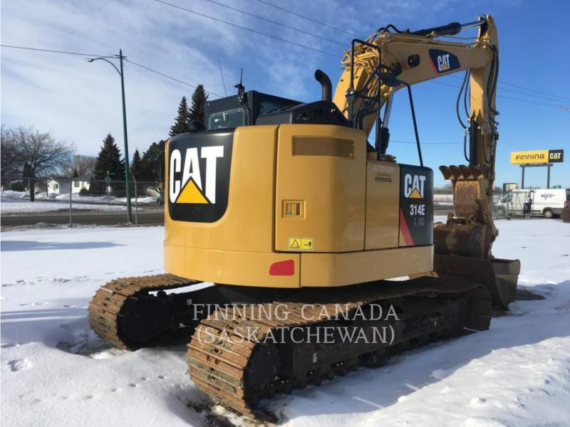 CATERPILLAR PELLES SUR CHAINES 314E equipment  photo 2