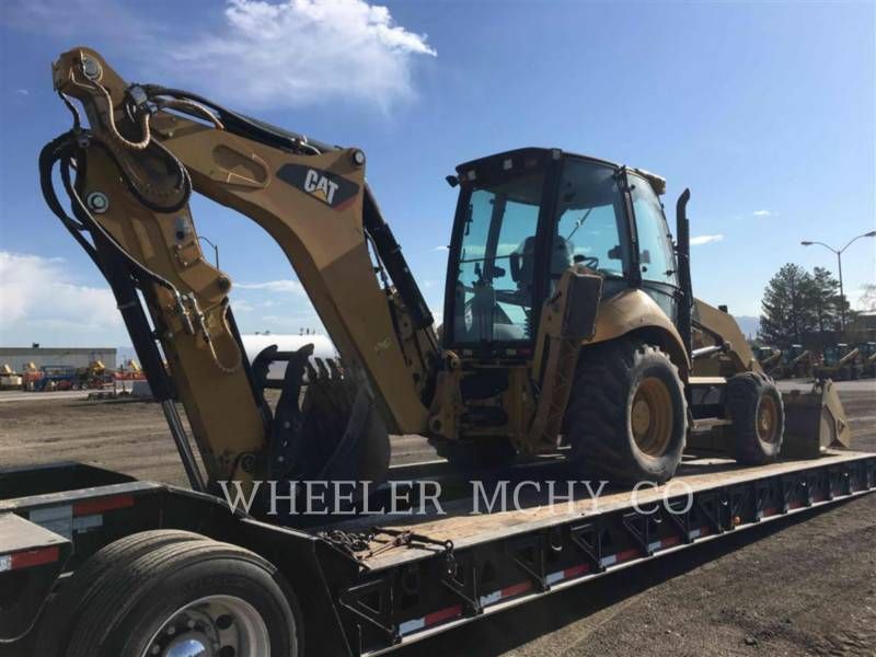 CATERPILLAR CHARGEUSES-PELLETEUSES 430F E CF equipment  photo 3