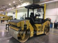 CATERPILLAR VIBRATORY DOUBLE DRUM ASPHALT CB44B equipment  photo 4