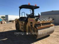 Equipment photo CATERPILLAR CB66B TANDEMVIBRATIONSWALZE, ASPHALT 1