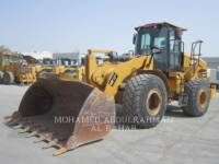 Equipment photo Caterpillar 950GC ÎNCĂRCĂTOARE PE ROŢI/PORTSCULE INTEGRATE 1
