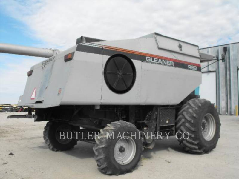 GLEANER COMBINÉS R62 equipment  photo 3