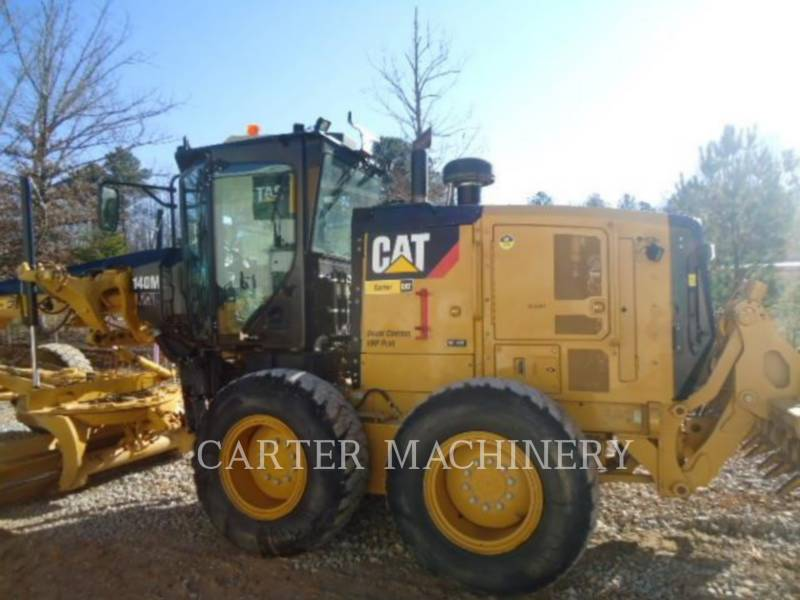 CATERPILLAR RÓWNIARKI SAMOBIEŻNE 140 M2 equipment  photo 3