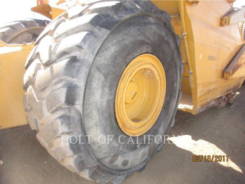 CATERPILLAR WHEEL TRACTOR SCRAPERS 623G equipment  photo 8