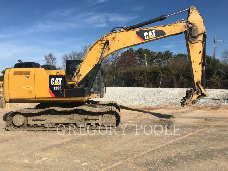 CATERPILLAR トラック油圧ショベル 320E L equipment  photo 1