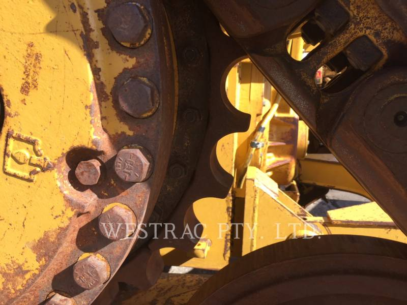 CATERPILLAR TRACK TYPE TRACTORS D6TVP equipment  photo 10